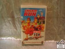 Chicken Run (Vhs, 2000) Animated Large Case Brand New