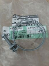Nissan fuel Pipe hose clamp 01555-00971