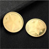 Anime Gleipnir Coins Cosplay Props Gleipnir Alien Metal Coin Collection 1 Pcs