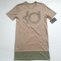 4f64c16268f Nike Men Kevin Durant KD Dry Pearl Shirt 894909 - Khaki 235 - Size XL -
