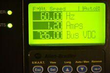 Allen-Bradley PowerFlex 700 20 HP  480 VAC 27 Amps Tested Good Firmware 4.010