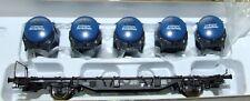 49107 brawa h0 Wagón de carga Kulmbacher DC EP IV dC