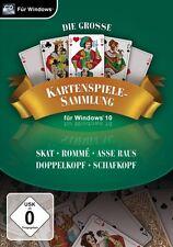 PC 5 Card Games With Skat,rommè ,Schafkopf,Doppelkopf German & Aces Out Windows
