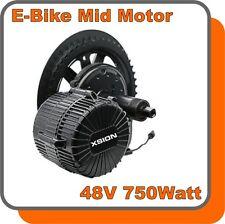 E-BIKE MID Mittelmotor Kit Pedelec 48V 750W Antrieb Umbausatz Inside Controller