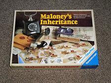 MALONEY'S INHERITANCE : 1988 VINTAGE RAVENSBURGER GAME - IN VGC (FREE UK P&P)