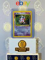 Mr. Mime 6/64 LP Played Jungle Set 1999 Holofoil Rare Holo Pokemon Card
