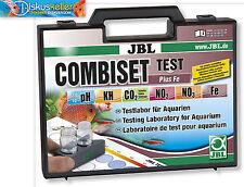 JBL Test Combi Set Plus FE (Eisen) / Testkoffer / Testlabor Süßwasser Wassertest