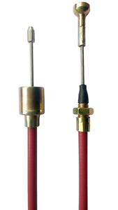 Alko Type Trailer Brake Cable - Stainless Steel - 1430mm - Brian James