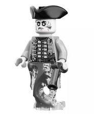 LEGO 71042 Pirates of the Caribbean Silent Mary Minifigure: Officer Santos
