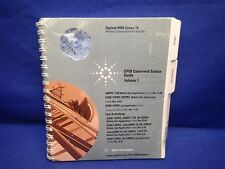 AGILENT 8960 SERIES 10 COMMAND GPIB AND SYNTAX GUIDE VOLUME 1