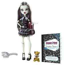 Monster High Frankie Stein original Favorites Collection bbc71 OVP