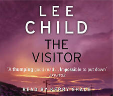 The Visitor: (Jack Reacher 4) by Lee Child (CD-Audio, 2010)