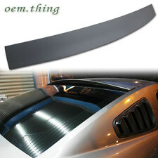 05-13 For Ford MUSTANG 2D Coupe Roof Spoiler DTO Type - Unpainted