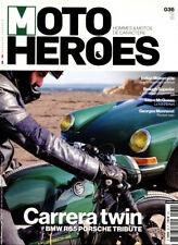 MOTO HEROES N°36 - Carrera twin