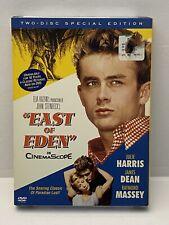 East of Eden 2-Disc Special Edition Widescreen DVD James Dean, Julie Harris NEW