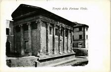 CPA Roma Tempio della Fortuna Virile. ITALY (551873)