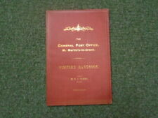 The General Post Office, St. Martin's-le-grand. Visitor's Handbook.