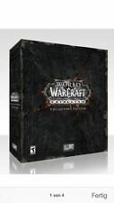 ****WoW World of Warcraft Cataclysm Collectors Edition**** neuw.