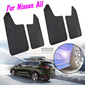 XUKEY Mud Flaps Mudflaps Mudguards Splash Guards For Nissan Car SUV Pickup Truck