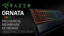 Razer Ornata Chroma RGB Lights Wired Gaming Keyboard