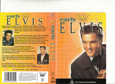 Elvis Presley-Early Elvis-[59 Minutes Black & White]-Music P-DVD