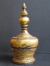 Ancien Hsun-ok Offertoire en Bois Birmanie