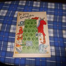 DDR  Kinderbuch ++ Der grüne Kachelofen + Geschichten  1983