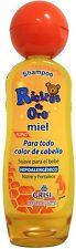 Grisi Ricitos De Oro Shampoo, Honey Bee 8.4 oz (Pack of 2)
