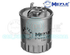 Meyle Fuel Filter, without water sensor connector 014 668 0001