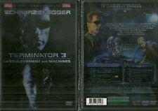 DVD - TERMINATOR 3 avec ARNOLD SCHWARZENEGGER, CLAIRE DANES