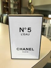 Chanel no 5 L'EAU 1.7 FL Oz or 50Ml - Eau De Toilette, NIB Seal 100% Authentic