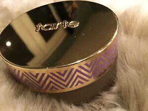 TARTE ~ EMPOWERED HYBRID GEL FOUNDATION DEEP SAND 1 oz UNBOXED Makeup Cover Up