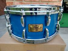 """Pearl MMX Masters Custom 6.5 x 14"""" MAPLE Snare Drum 4 Ply w/RE-RINGS! VERY NICE!"""