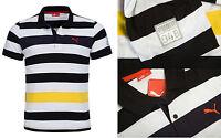 Puma Golf Men's Sport Stripe Limited Edition Polo Shirt S M L XL - RRP£54.99