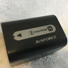 Genuine Sony NP-FH70 battery for DSC-HX100V DCR-SR45 HC52 DVD610 DVD810 SR85