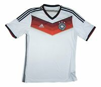 Germany 2014-15 Authentic Home Shirt (Very Good) XL Soccer Jersey