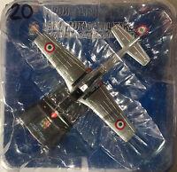 "DIE CAST AEREO "" F-51 K MUSTANG 155° GRUPPO 46° AERO"" AERONAUTICA MILITARE 1/100"