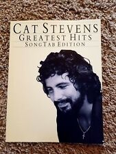 Cat Stevens Greatest Hits: Song Tab Edition by Cat Steven Guitar Tab and Chords