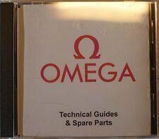 Omega leader tecnico & Ricambio elenchi su CD-ROM