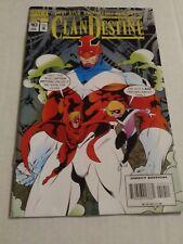 Clandestine #10 (Jul 95 Marvel) July 1995