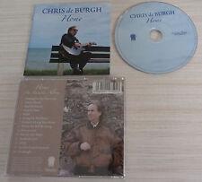 CD ALBUM HOME CHRIS DE BURGH 14 TITRES 2013