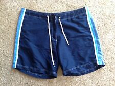 Board shorts swim size 22 fuller figure blue as new summer holiday resorted