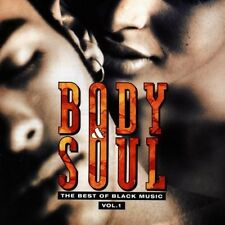Body & Soul 1 (1993) Chic, Chaka Khan, Soul II Soul, Bobby Brown, Luthe.. [2 CD]