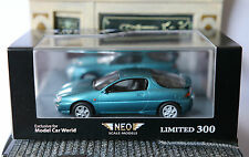 MAZDA MX-3 METAL GREEN 1991 NEO 44906 1/43 LHD GRUN METALLIC LEFT HAND DRIVE