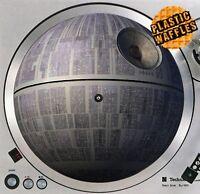 "Deathstar Darth Vader Wars  #1 Slipmat Turntable 12"" Record Player DJ Audiophile"
