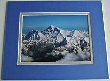 Sir Ranulph Fiennes Signed Autograph 10x8 photo display Mount Everest & COA
