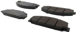 Centric Parts 105.16830 Disc Brake Pad Set For 13-17 Hino 195 195DC 195h 195h DC