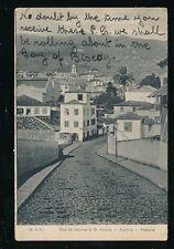 Portugal MADEIRA Funchal Rua da Imperatriz D Amelia PPC