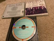 Foreigner - Double Vision West Germany Target CD
