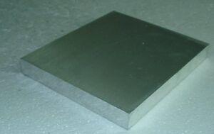 alu plaque aluminium fraisage usinage cnc